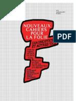 Nouveaux Cahiers pour la Folie # 2