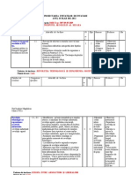 0 Proiectarea Unitatilor de Invatare Clasa a Viia 20112012