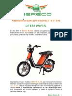 Presentacion-gama-2011-bereco