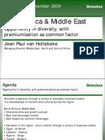 4 Africa & Middle East Jean Paul Van Hollebeke