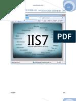 INSTALACIÓN DE INTERNET INFORMATION SERVICES
