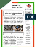 Boletim nº 6 da Cooperação Portuguesa na Guiné-Bissau - Setembro-Outubro 2011