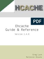 EhcacheUserGuide-1.4.0