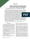 Achados Incidentes de Patologias Em Radiog Pranoramicas