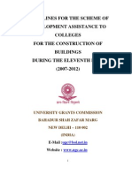 Revised on Construction of Buildings