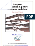 Pinfire shotguns explained