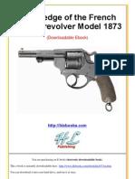 French Service Revolver 1873