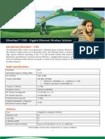 EtherHaul 1200 Datasheet, 2010 12