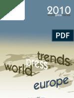 WAN IFRA - World Press Trends Europe 2010