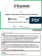 NETCOMM - Multi Channel Forum Marzo 2011