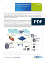 Dialogic SIP Services Technical Brief