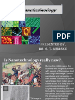 Nanotechnology (Dr. S. T. Mhaske)-1