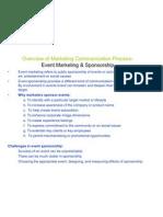 8. EVent & Secondary Leverage