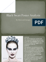 Black Swan Poster Analysis