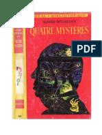 Alfred Hitchcock 1 Quatre mystères