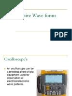 Automotive Wave forms