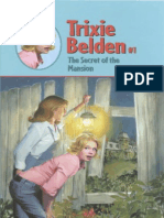 Trixie Belden #1 The Secret of the Mansion - Julie Campbell