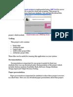 Corporate Recruitment System