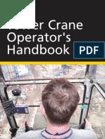 Tower Crane Operator's Handbook LR