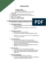 topics 1 - 5 RS