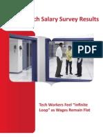 2010-11 Tech Salary Survey Results