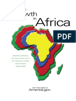 Economic Growh in Africa