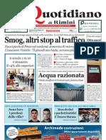 Box ''Romagna Liberty'' nel Nuovo Quotidiano di Rimini