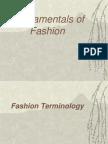 Fundamentals of Fashion