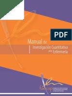 Manual de Investigaci n Cuantitativa Para Enfermer A