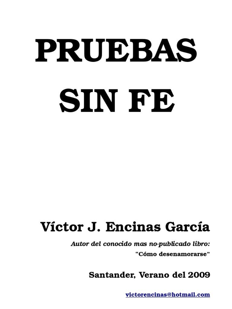 COMO DESENAMORARSE DE VICTOR ENCINAS PDF