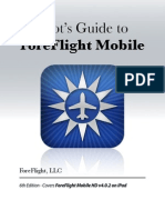 Pilots Guide to Fore Flight Hd 4.0.2