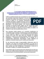 ENCUENTRO DE EMPRESAS EN EL COLEGIO LOYOLA