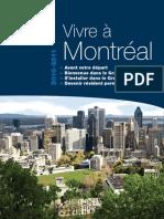 Vivre a Montreal