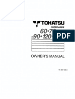 Tohatsu Engine Manual
