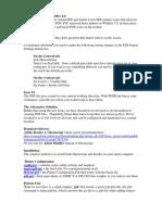 Creating PDF
