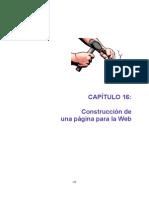 Construcción de pagina web