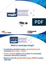 m2g Overview