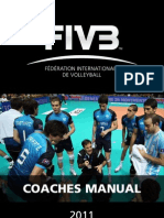 Coaches Manual 2011
