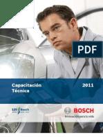 Catalogo de Capacitacion Tecnica 2011