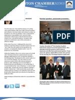 December 2011 Chamber News