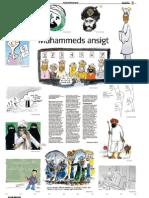 Cartoons of Islamic Prophet Muhammad - Danish Newspaper Jyllands-Posten