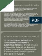 Control Proporcional+Integral+Derivativo