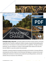 Sustainability Report Caterpillar