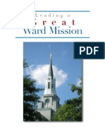 Leading a Great Ward Mission
