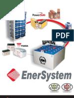 Catalogo Baterias EnerSystem CP
