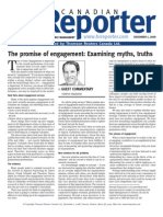 The Promise of Engagement - Canadian HR Reporter