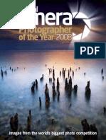 Digital Camera Photographer of the Year 2008