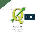 Qgis-1.6.0 Coding-compilation Guide En
