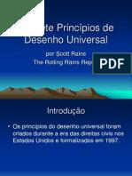 Os Sete Princpios de Desenho Universal 19126