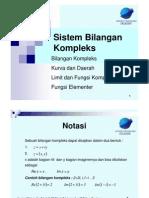 Bab 5 Fungsi Kompleks PDF